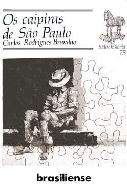 Capa de Livro: Os caipiras de São Paulo
