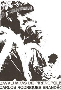 Capa de Livro: Cavalhadas de Pirenópolis