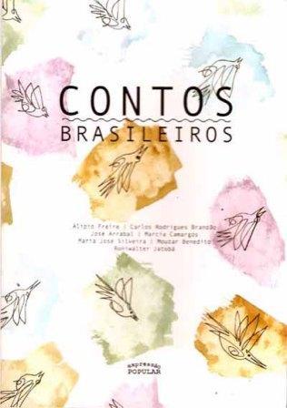 Capa de Livro: Contos Brasileiros