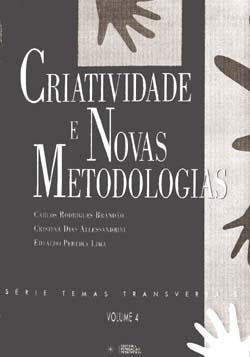 Capa de Livro: Criatividade e novas metodologias