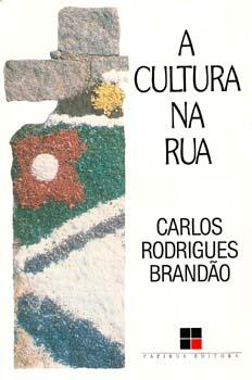 Capa de Livro: A cultura na rua