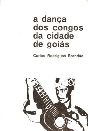 Capa de Livro: A dança dos congos da cidade de Goiás
