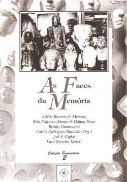 Capa de Livro: As Faces da Memória