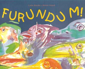 Capa de Livro: Furundum: canções e cores de carinho com a vida