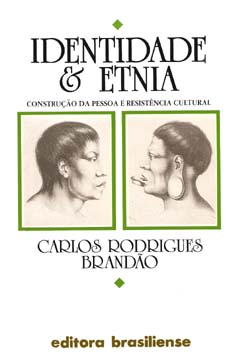 Capa de Livro: Identidade & Etnia – construção da pessoa e resistência cultural