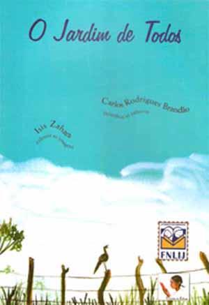 Capa de Livro: O jardim de todos