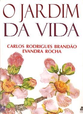 Capa de Livro: O Jardim da Vida