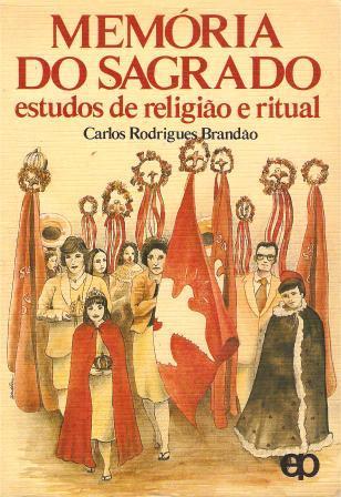 Capa de Livro: Memória do Sagrado – Estudos de religião e ritual