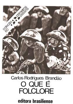 Capa de Livro: O que é Folclore