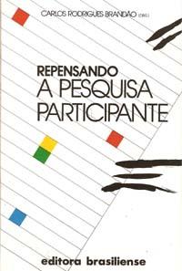Capa de Livro: Repensando a pesquisa Participante