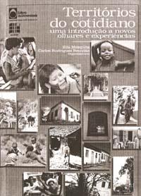 Capa de Livro: Territórios do cotidiano: uma introdução a novos olhares e Experiências