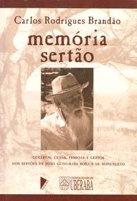 Capa de Livro: Memória Sertão